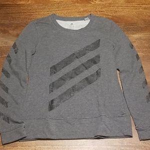 Adidas Gray Sweatshirt Size XS